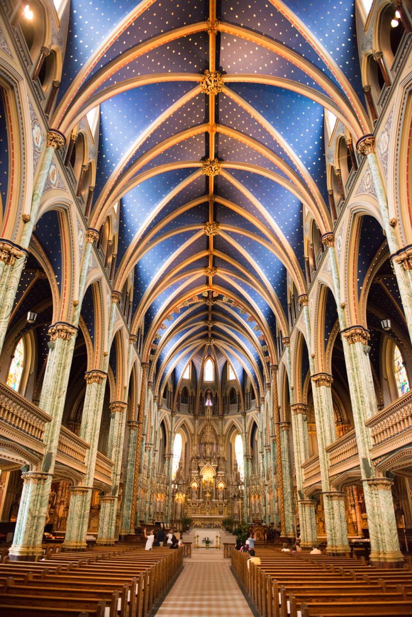Cattedrale Notre Dame Ottawa CA
