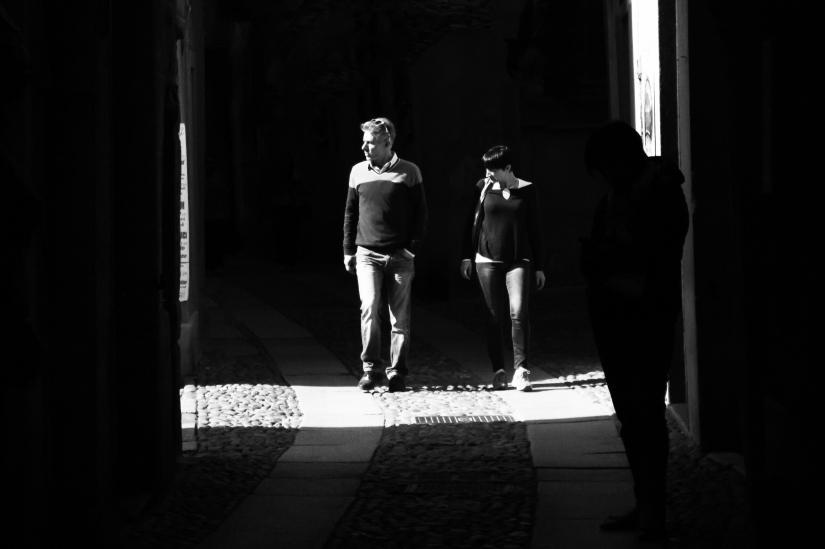 Cercando la luce