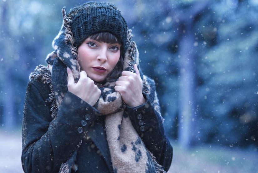 Charming winter