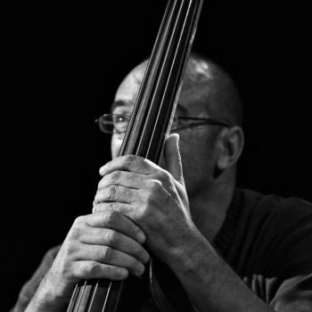 Charnett Moffett (Stanley Jordan's Trio)