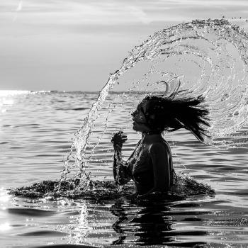 Chiara al mare