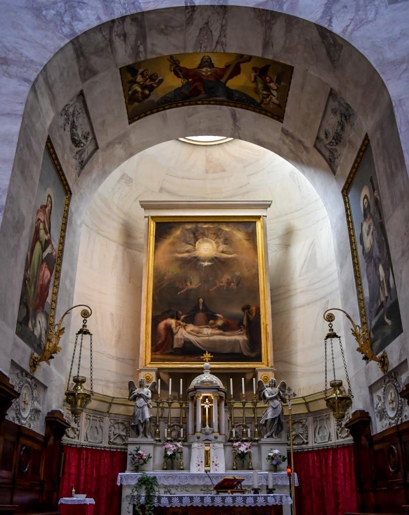 Chiesa del tempio di Antonio Canova
