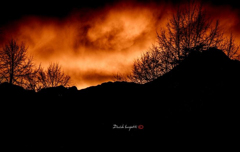 Cielo di fuoco