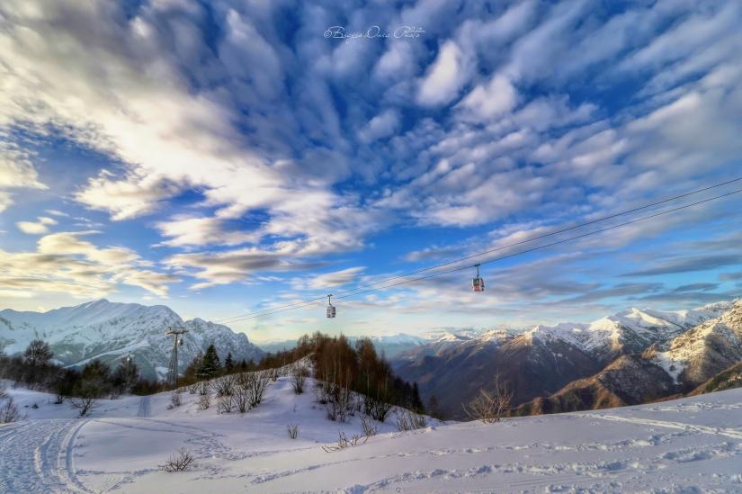 Cielo e neve