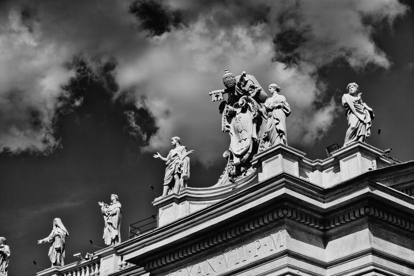 Cielo sopra Roma
