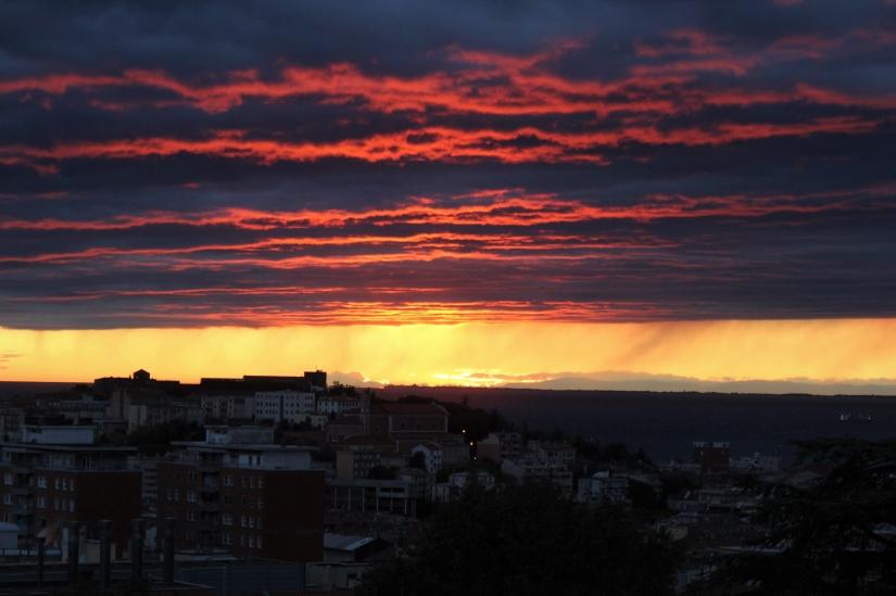 Cielo sopra Trieste