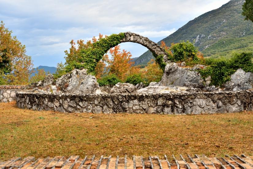 Civita D'Antino, antica fontana