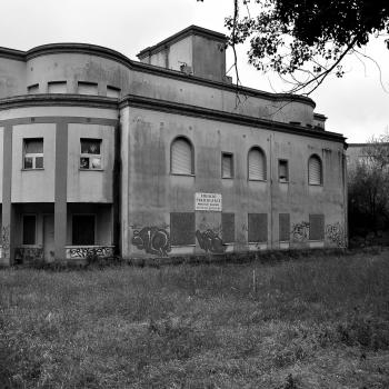 colonia abbandonata