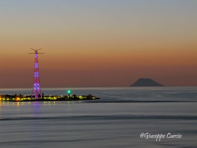 Colori dello stretto di Messina