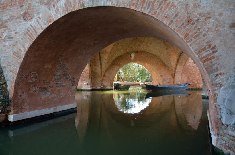 Comacchio: Il Trepponti
