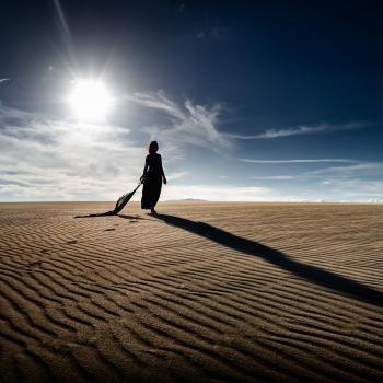 Come il vento nel deserto