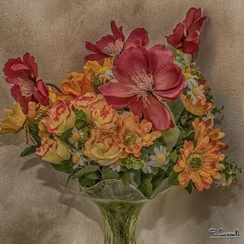 Composizione floreale 2