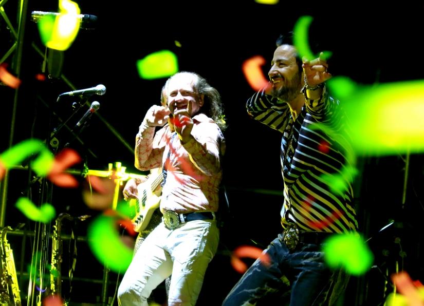 Confetti al concerto