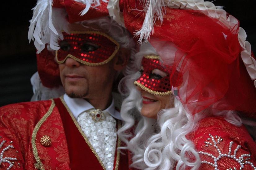 Coppia di Carnevale