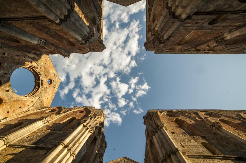 Croce dell'abbazia di San Galgano