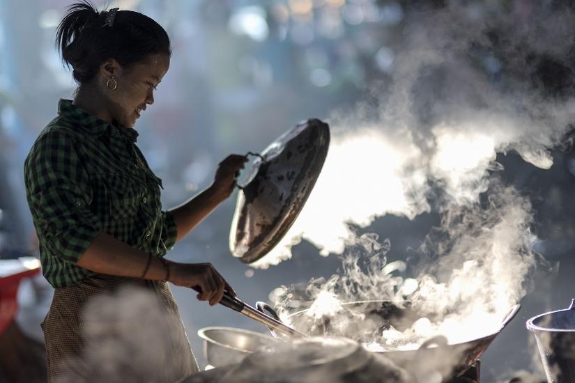 Cucina Birmana