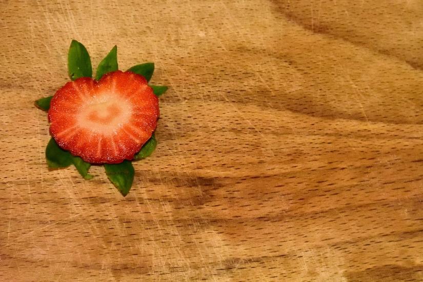 Cuore di fragola