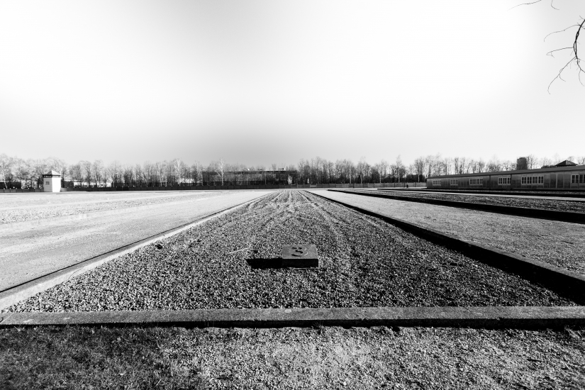 Dachau - Baracca Numero 3