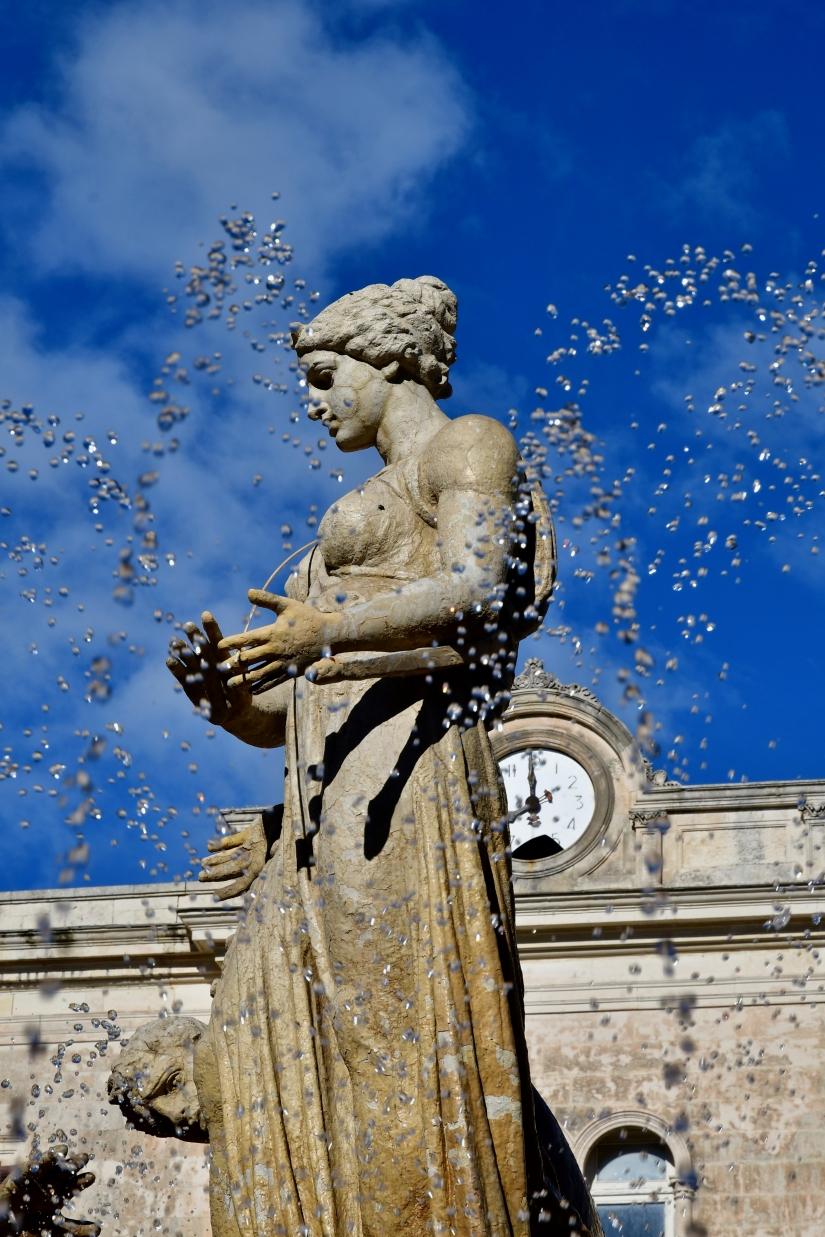 Diana's fountain