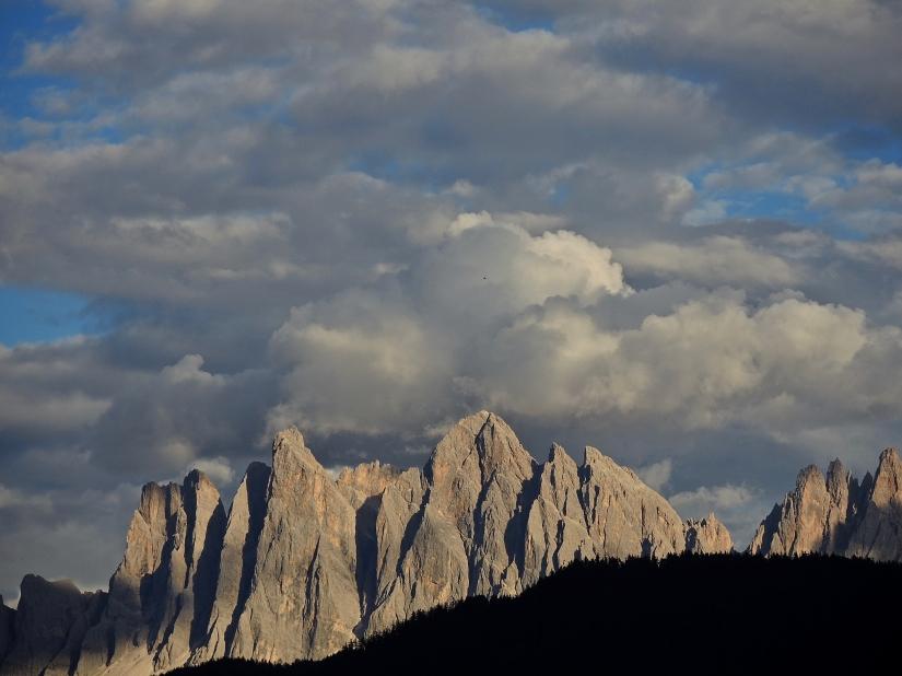 Dolomiti : cattedrali di roccia