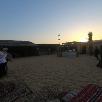 Dubai una Città nel deserto