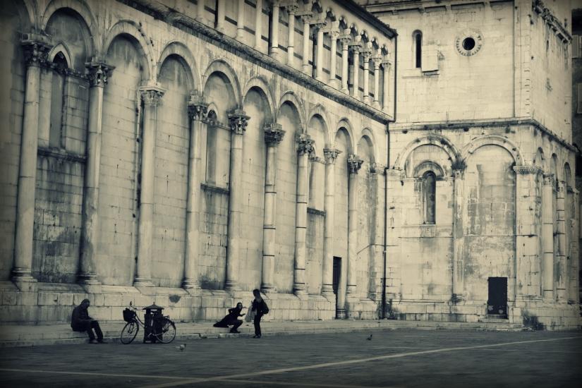 Duomo di San Martino. Lucca, Italy (2015)