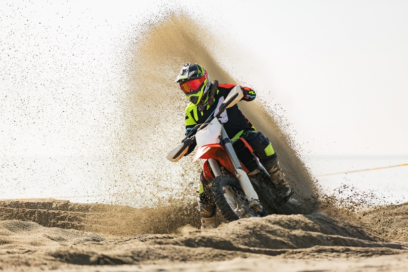Enduro Beach