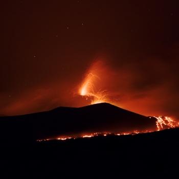 Eruzione dell'Etna (27.07.2019)