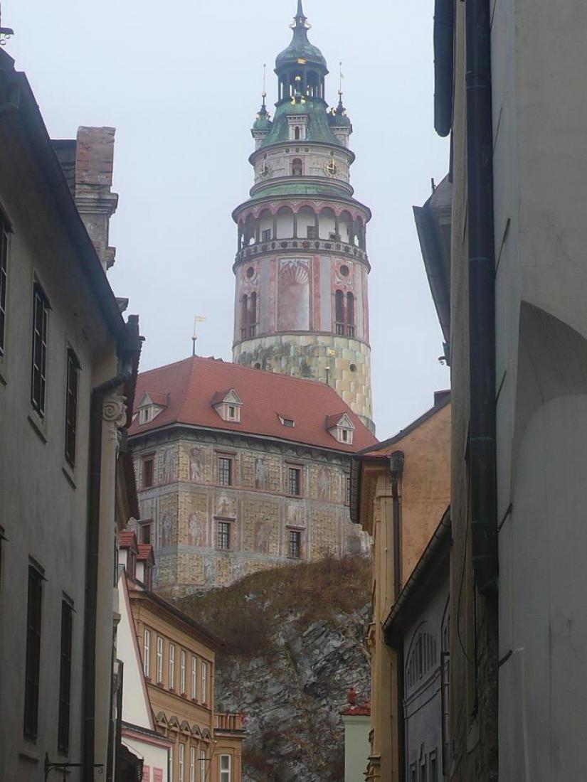 Český Krumlov (Rep. Ceca)