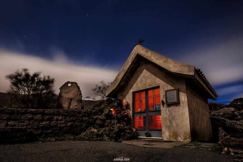 Etna...La Cappelletta Magica