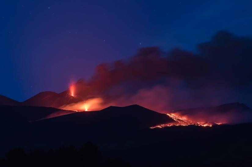 Etna 27/07/2019