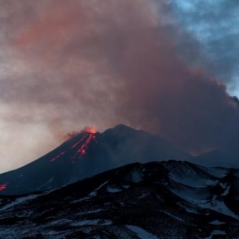 Etna a colori