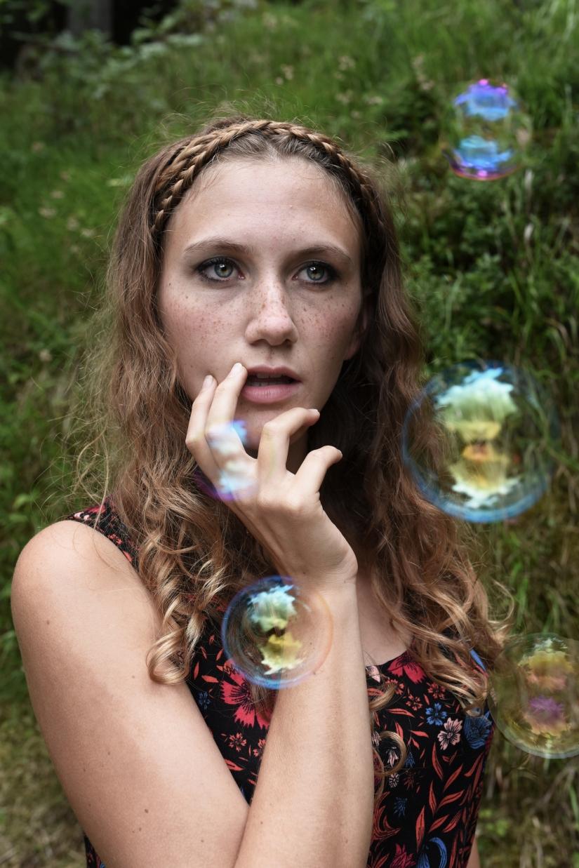 Eva bolle di sapone