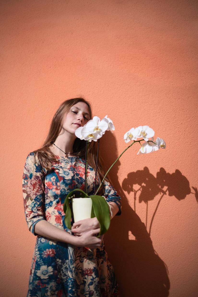 Eva orchidea