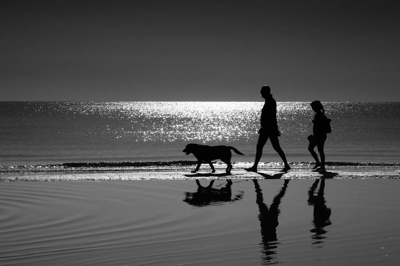 Famiglia allo specchio