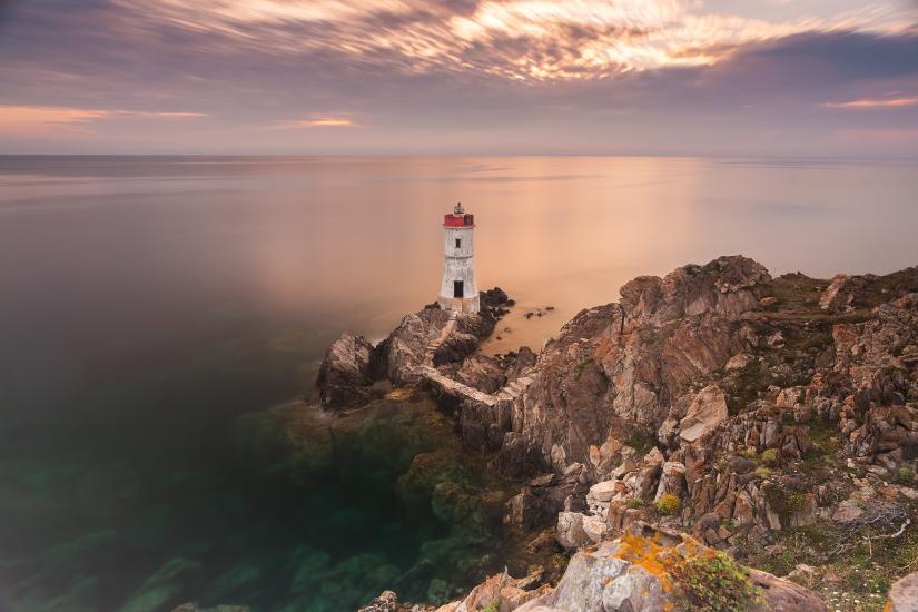 Faro di Capo Ferro - Costa Smeralda