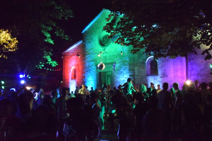 Festa sul Sagrato