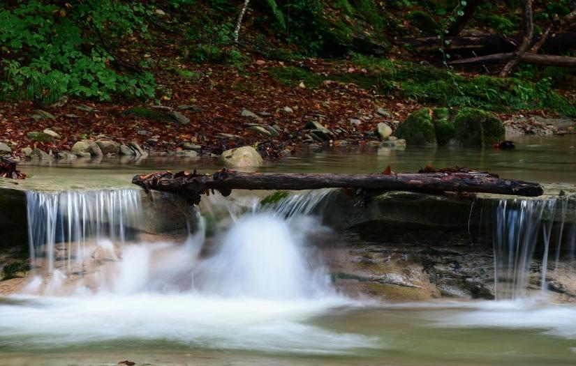 Foliage alla cascata dell'Acquacheta (1)