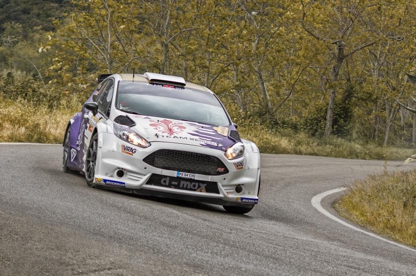 Ford Fiesta Rally Elba
