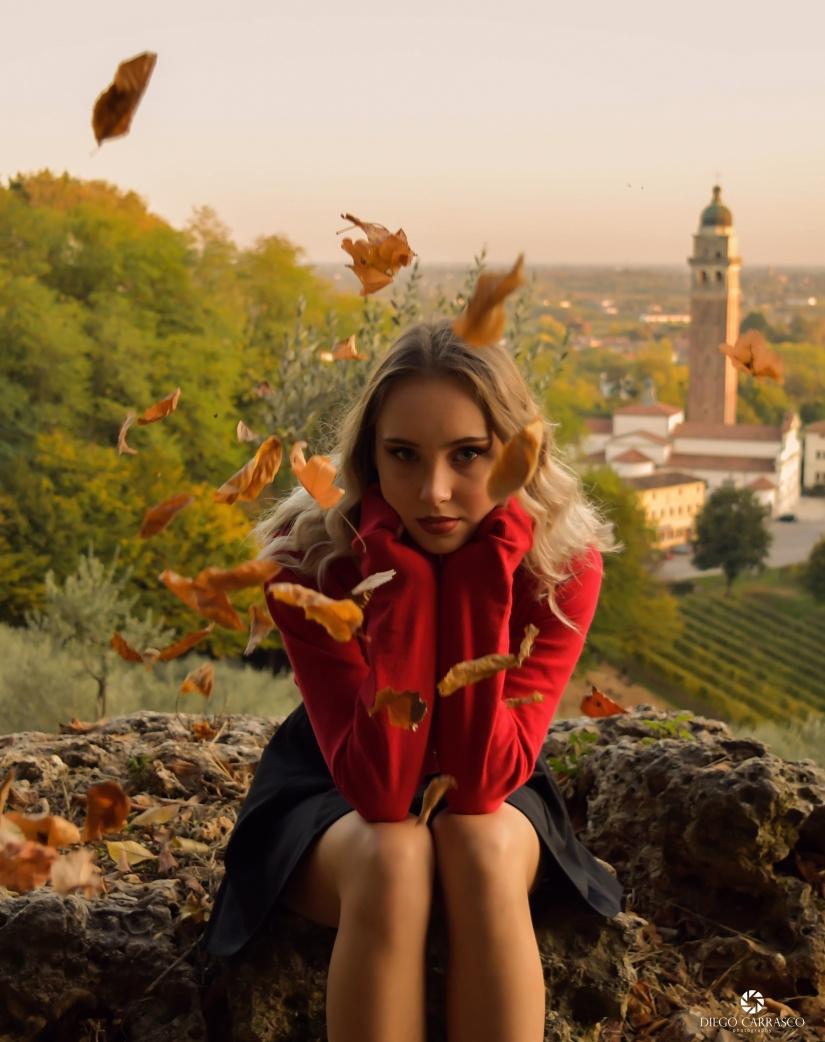 Francsca e l'autunno