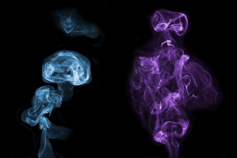 Fumo e colore