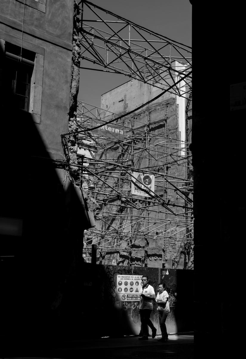 Giochi di luci ed ombre