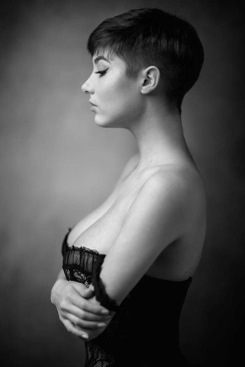 Giorgia, Portrait