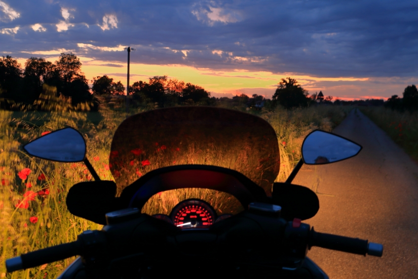 Girovagando in moto