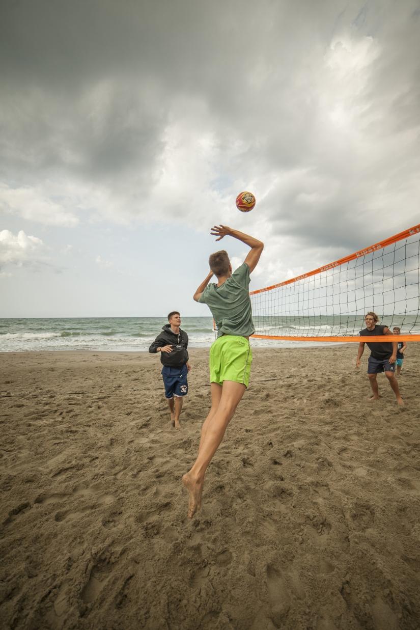 Gli adolescenti e lo sport