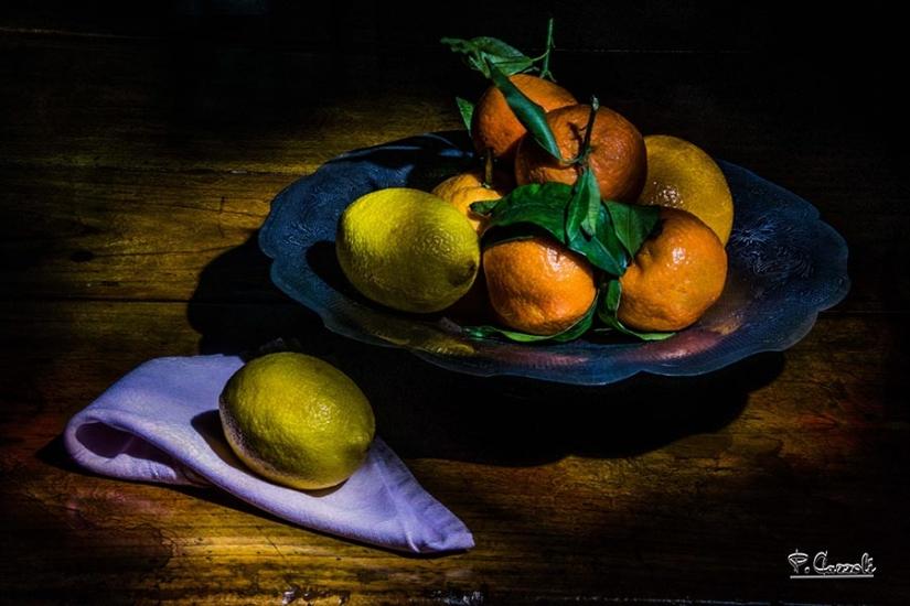Gli agrumi di Caravaggio