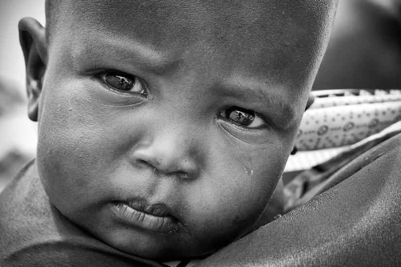 Gli occhi dell'Africa