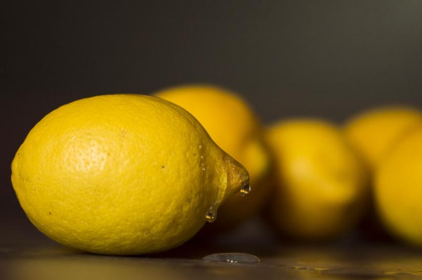 Gocce di limone