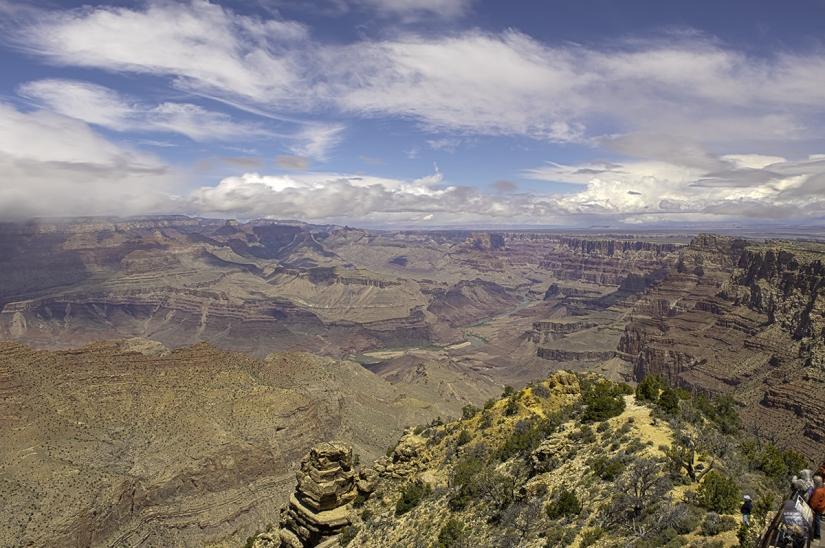 Gran Canyon HDR