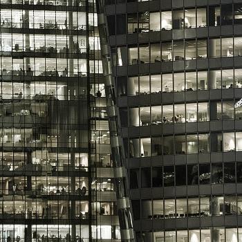 grattacieli alla Défense